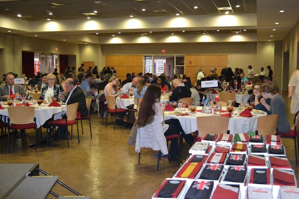 Global Gov Recognition Banquet