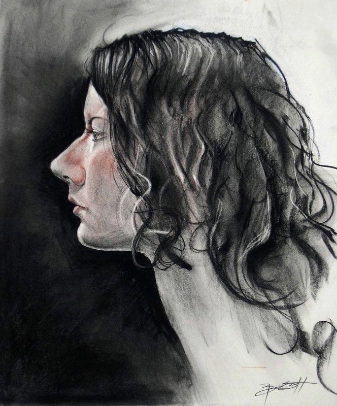 Brian Scott Drawing