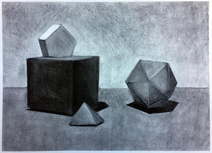 Azalia Reyes, Drawing I