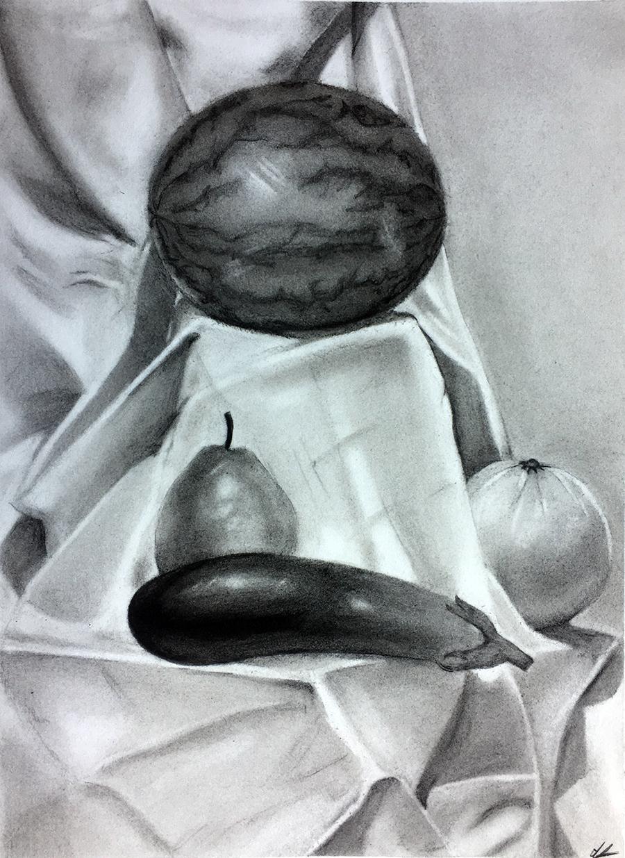 Isabelle Seguin, Drawing I
