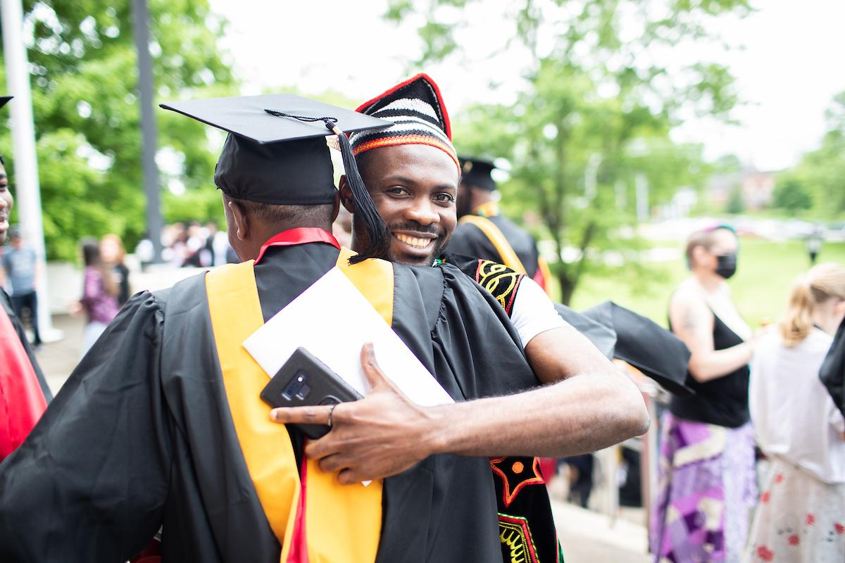 For the first time in University history, Austin Peay held its spring commencement ceremonies over the course of two days – May 3-4. The speakers for the three ceremonies were former Tennessee Gov. Bill Haslam, U.S. Rep. Mark Green and Tennessee State Rep. Jason Hodges.