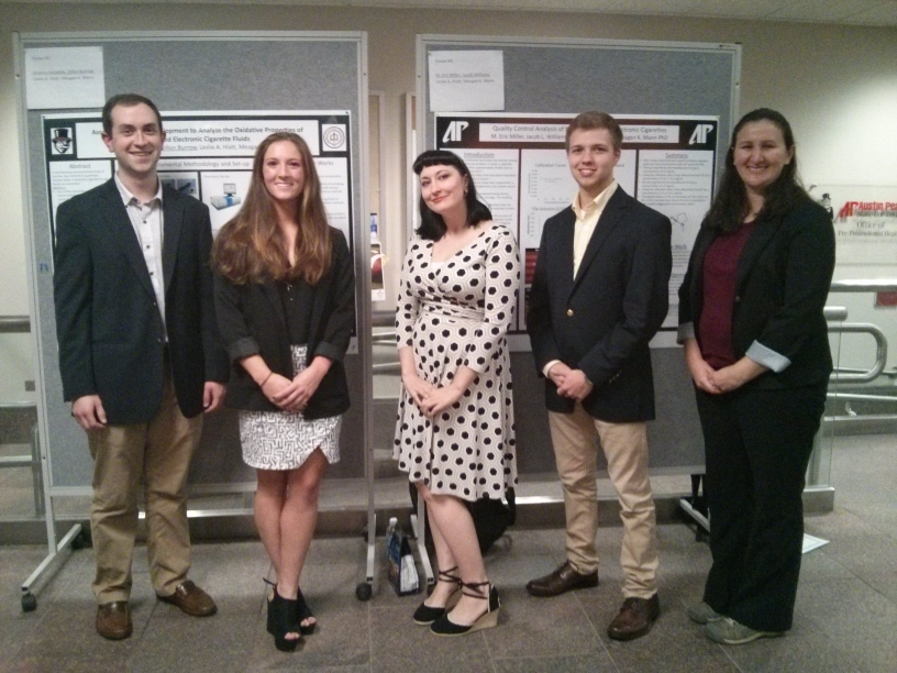 2015 Hiatt Research Presenters