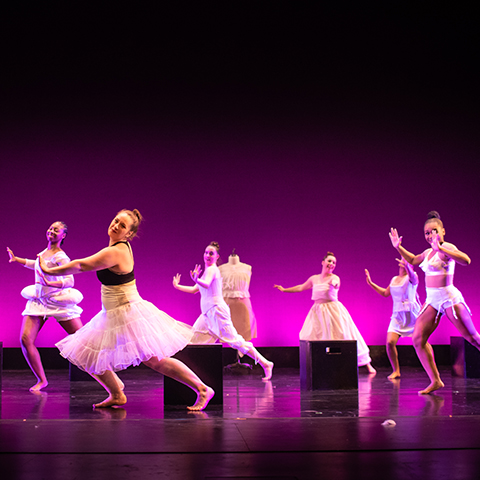 Theatre and Dance students perform at Spring recital