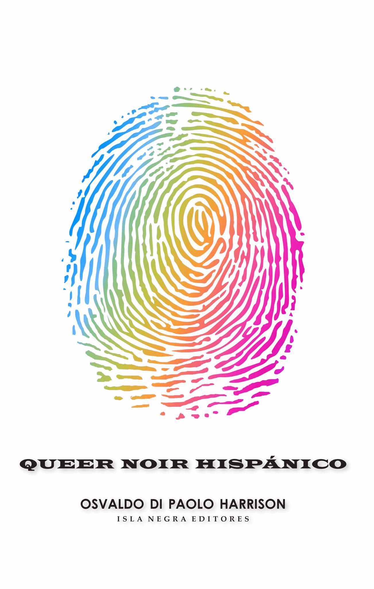 Queer Noir Hispánico book cover