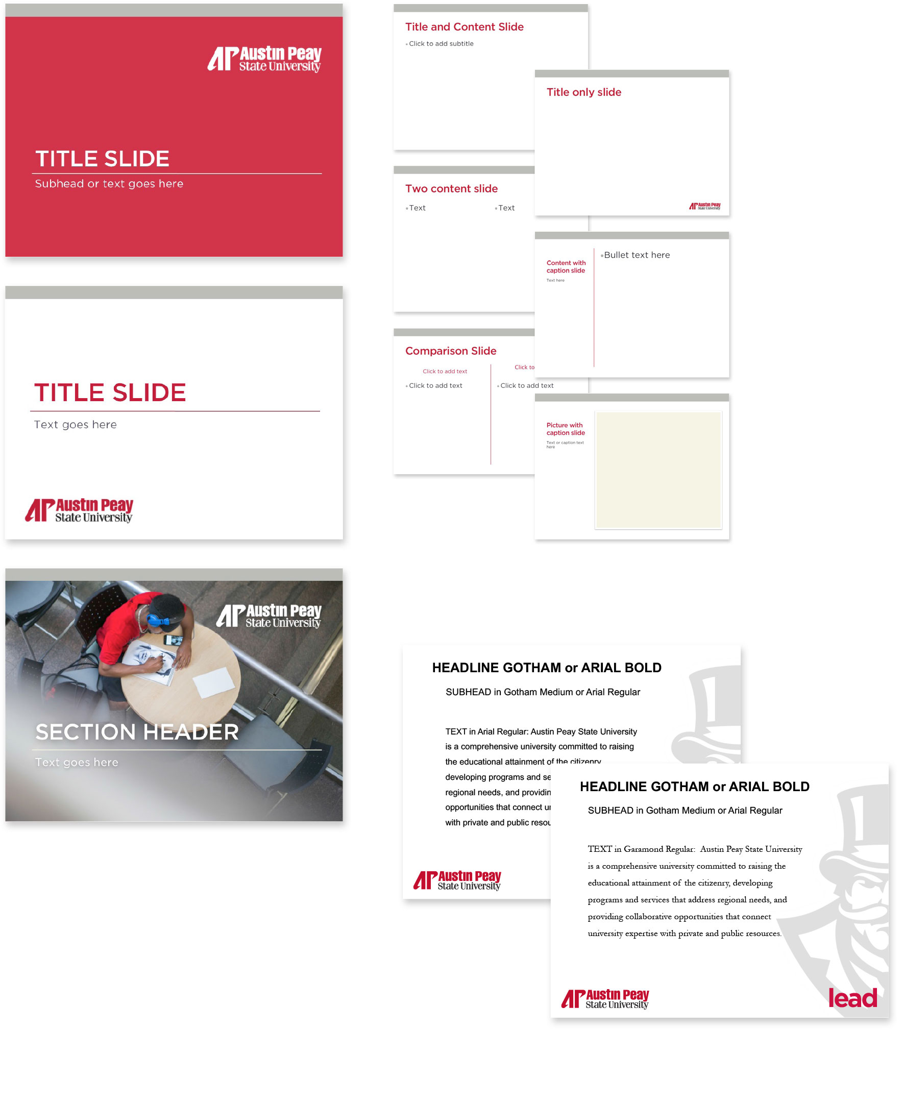 powerpoint template image