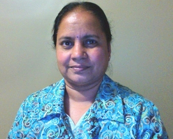 A photo of Dr. Uma Iyer