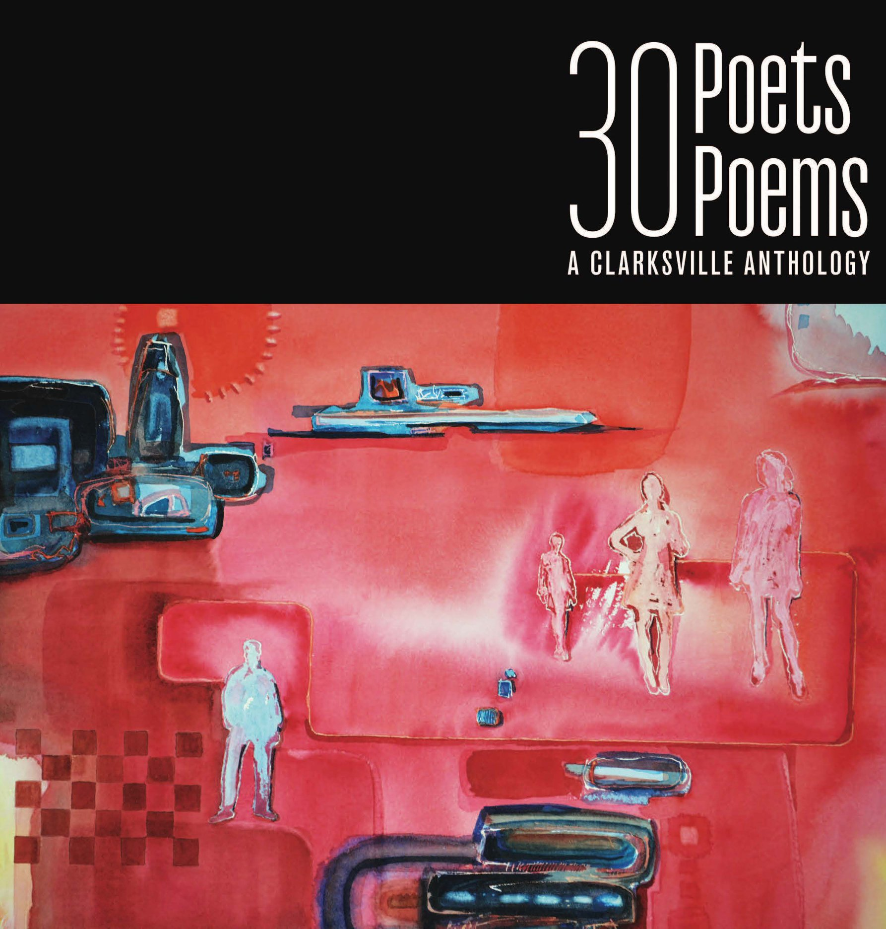 '30 Poets, 30 Poems' celebrates the people and places of Clarksville