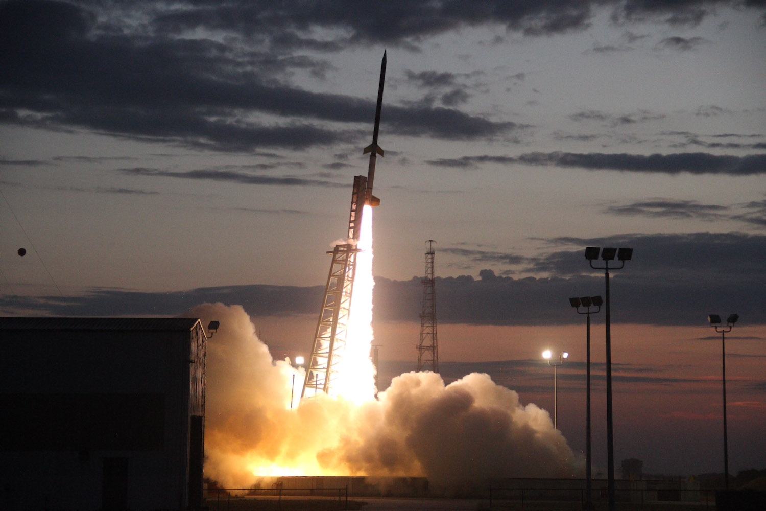 NASA launches rocket with Austin Peay's first-ever space payload
