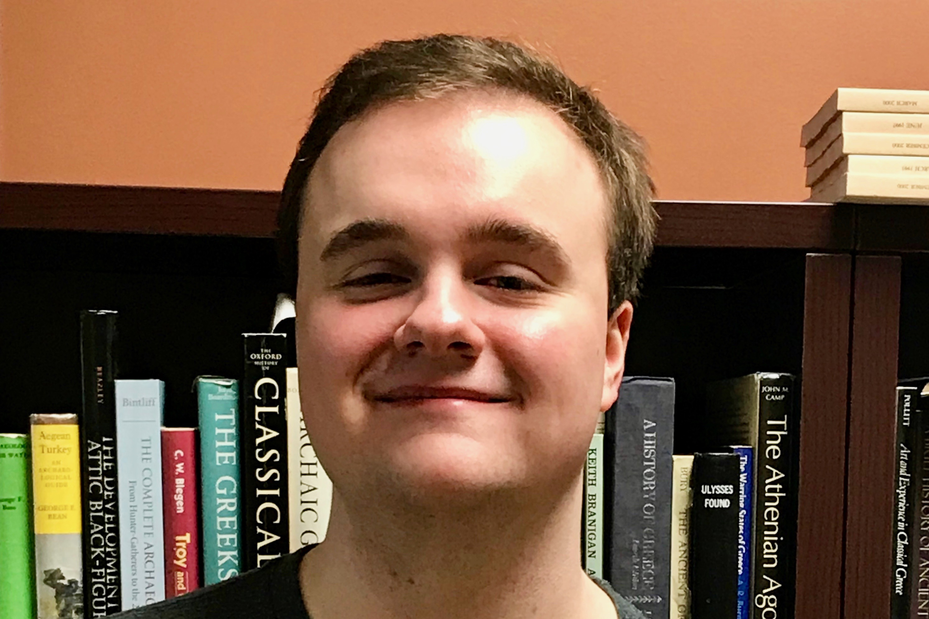 Austin Peay classics senior finishes second at national translation contest