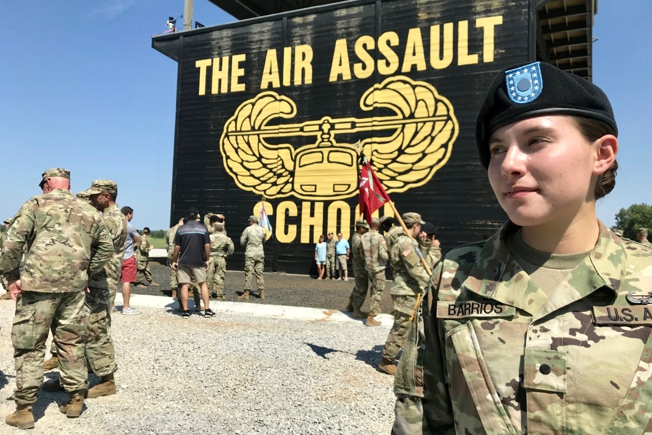 Five ROTC cadets earn spots on Sandhurst-bound Ranger Challenge team