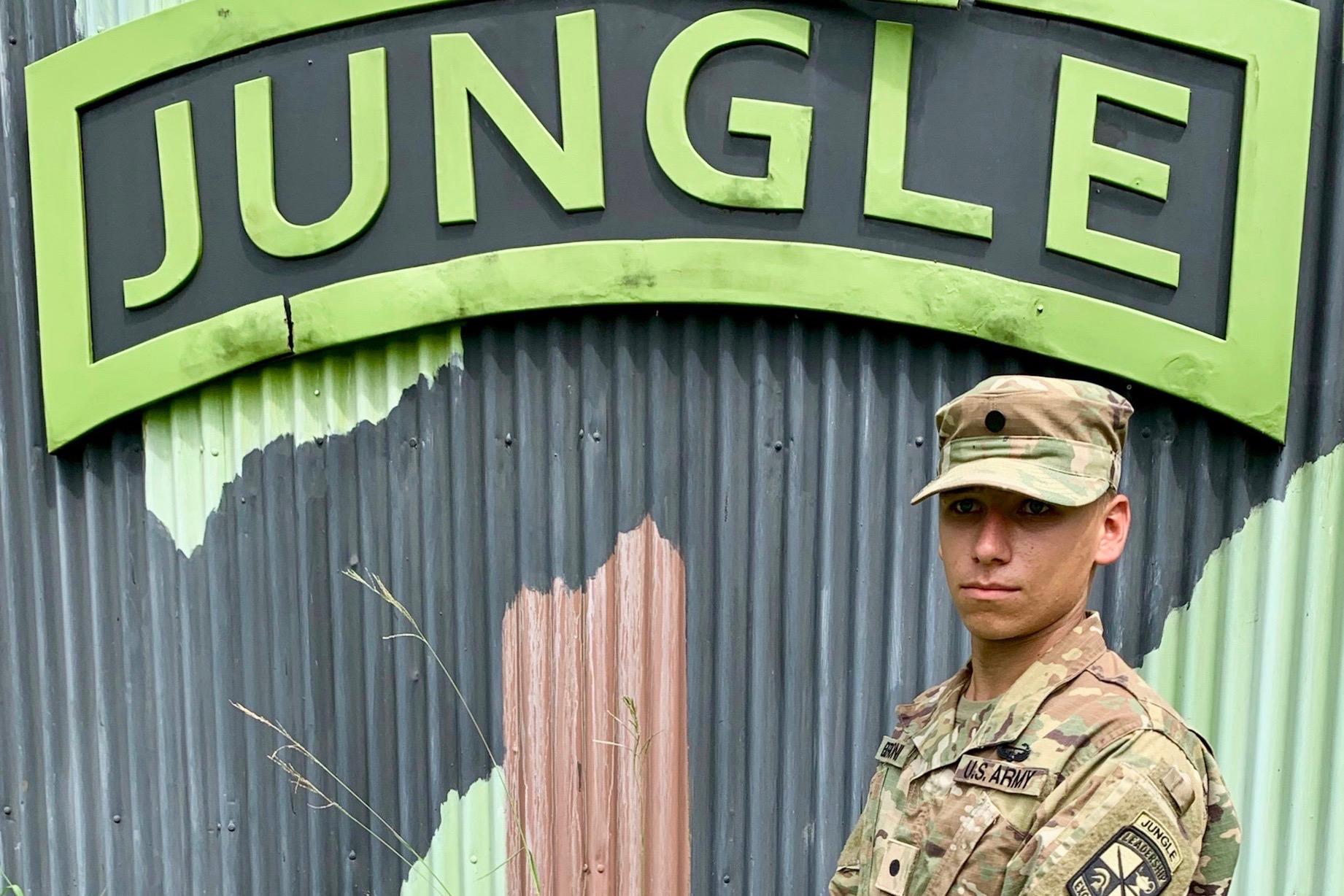Austin Peay sends first-ever ROTC cadet to Jungle Warfare School