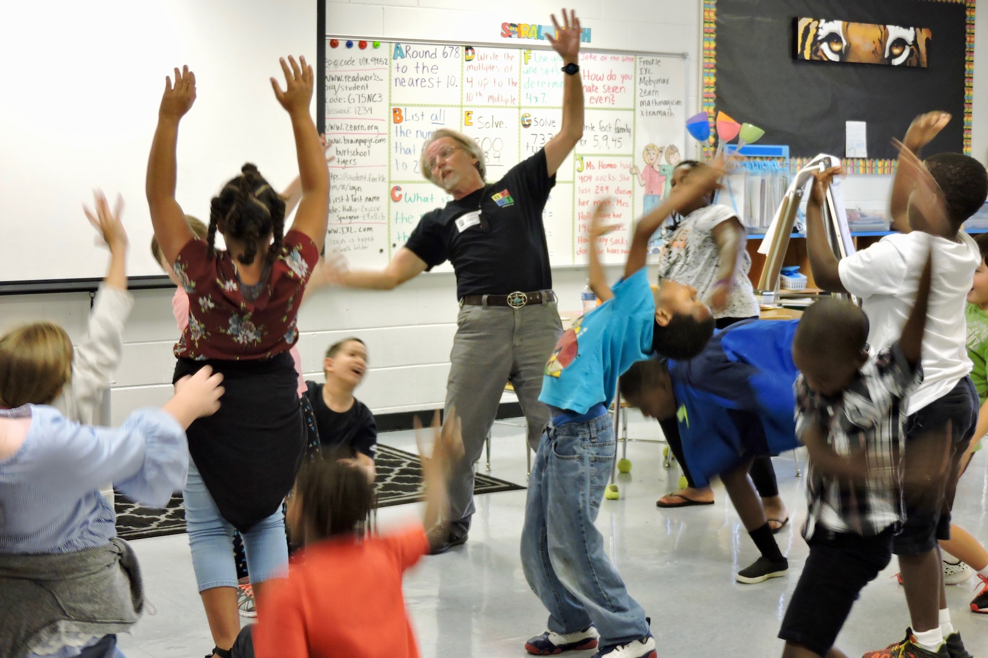 Grant to bolster CECA's arts education efforts with local school teachers