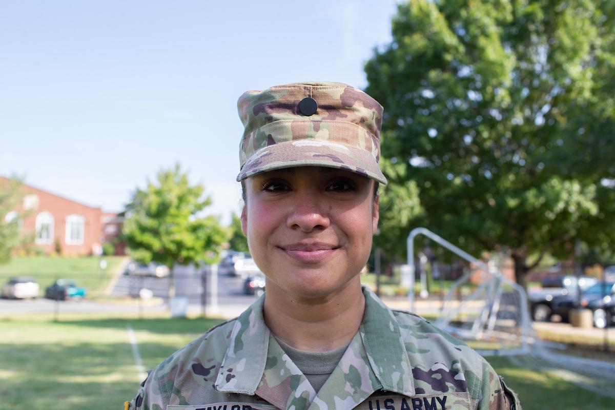 Austin Peay's ROTC has 20 combat veterans, meet their Iraq War veteran