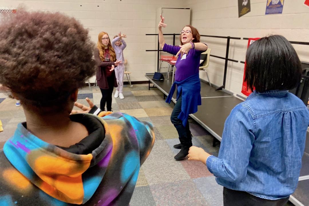 CECA-CMCSS partnership untapping creativity in local schoolchildren