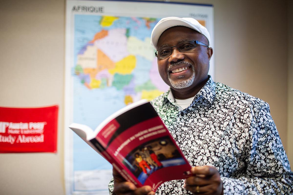 Austin Peay professor Christophe Konkobo awarded Fulbright Scholar grant