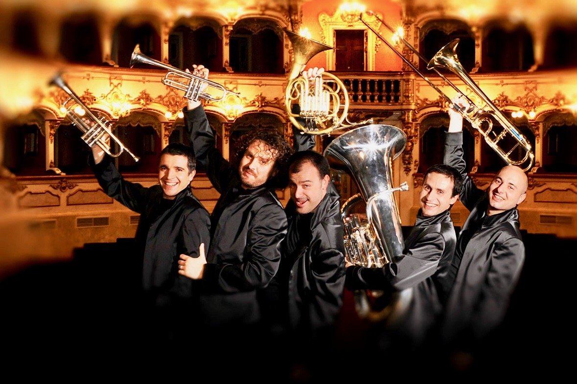 Internationally renowned Gomalan Brass Quintet to visit Austin Peay