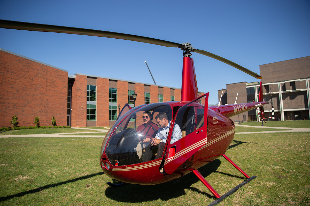 Austin Peay aviation science program receives approval for veterans training, meaning 'little or no cost' for veterans
