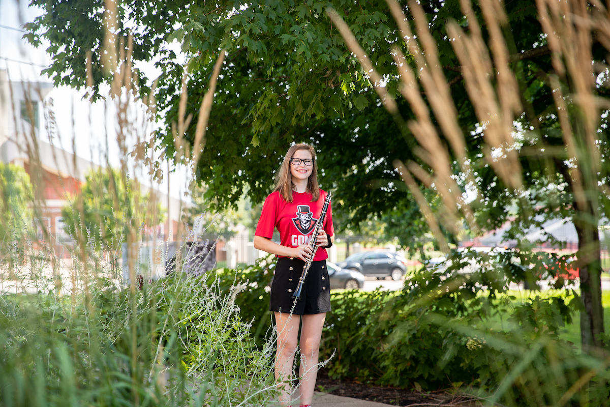 Meet Heather Gauthier: APSU, GOMB 'best decision I've ever made'