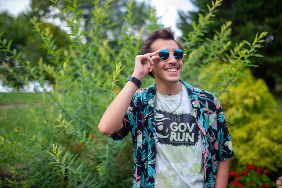Student Spotlight: Meet freshman Jason Chavez-Rivas