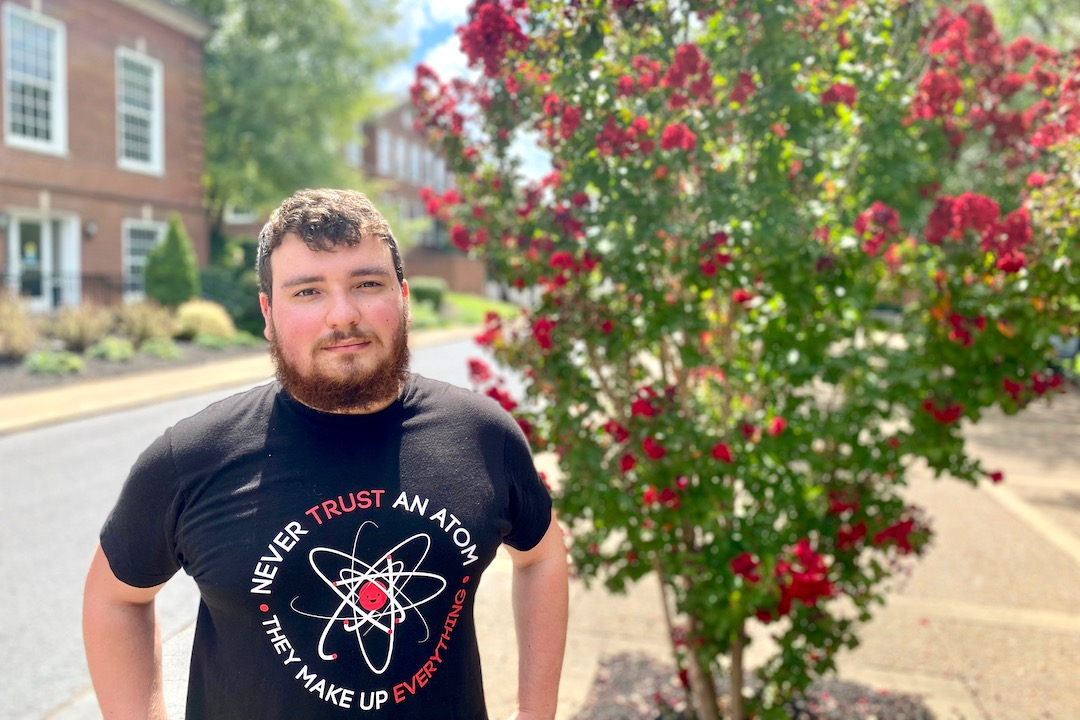 Austin Peay graduate's poster selected for prestigious computing conference