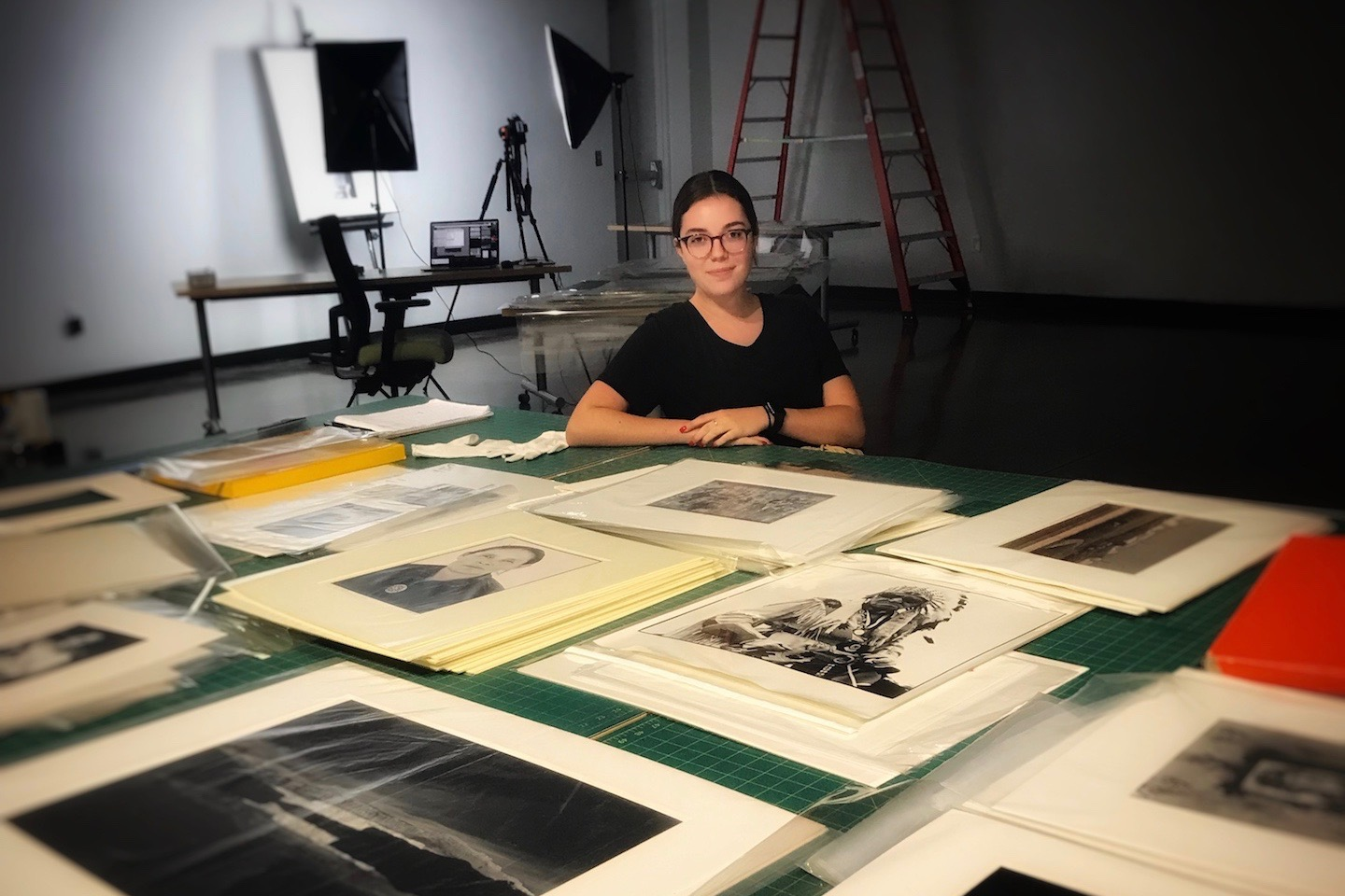 'Rodeo in STYLE': How an iconic photographer's images became a part of Austin Peay's art collection