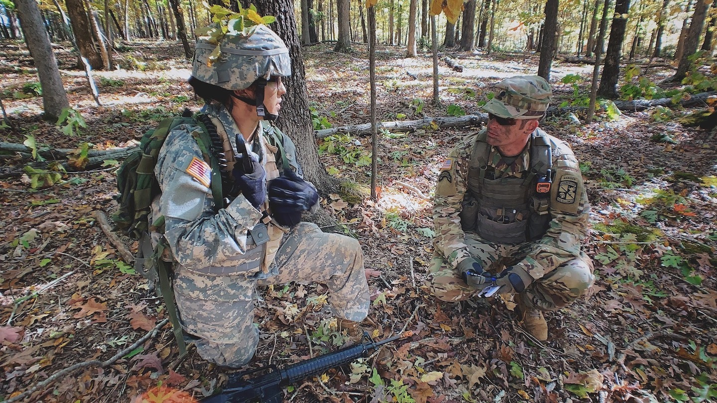 Meet Zachary Labas, an Austin Peay ROTC student who has deployed five times