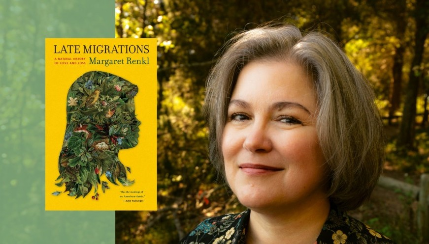 As part of the Zone 3 Reading series, Margaret Renkl will visit APSU to read from her new book, Late Migrations: A Natural History of Love and Loss, on Wednesday, Sept. 11. The reading will take place at 8 p.m. in Room 120 of the Art & Design building. A reception and book signing will follow the event.