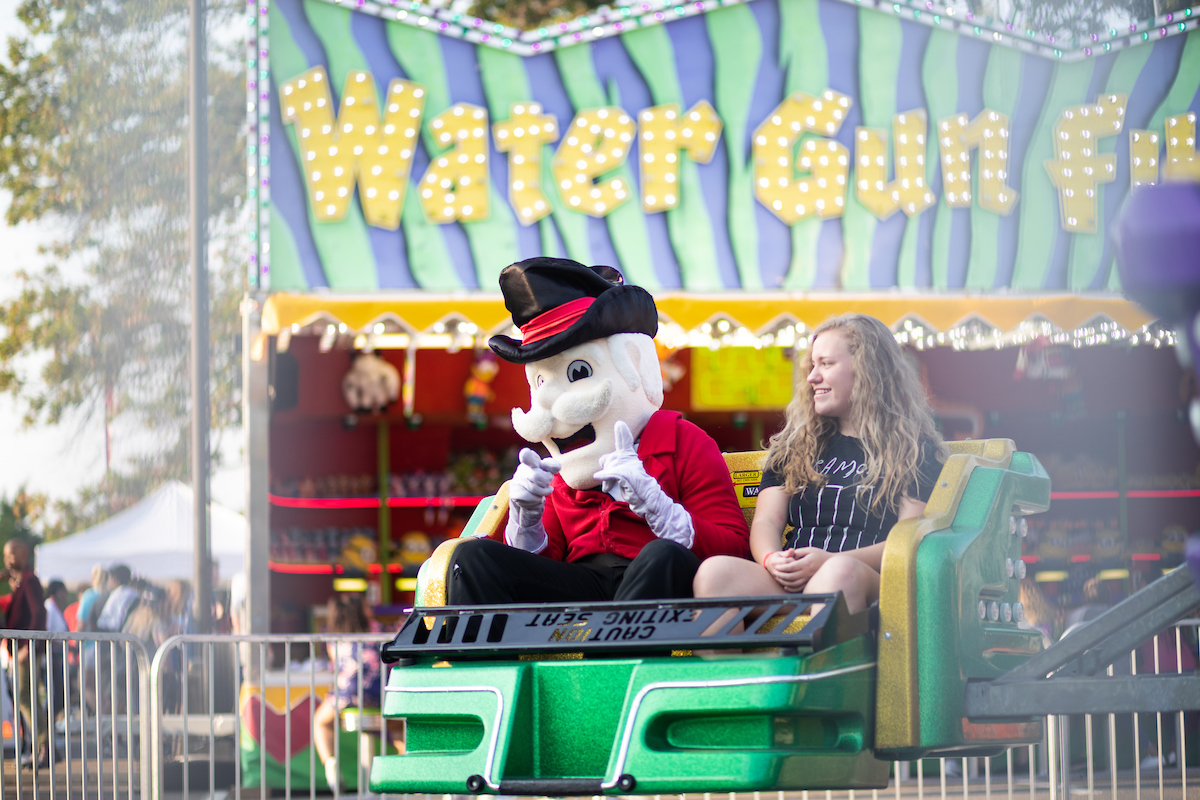 • Monocle Madness Carnival – 6 p.m. Saturday behind the library. An old-fashioned carnival 6 p.m. Saturday behind the library includes food, games and rides to welcome APSU students, faculty and staff to the start of another school year.