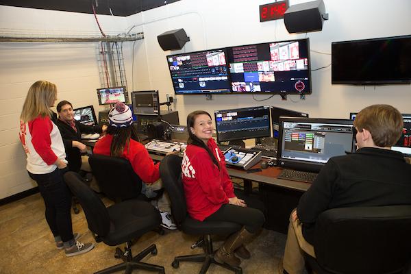 John W. Moseley Media Room