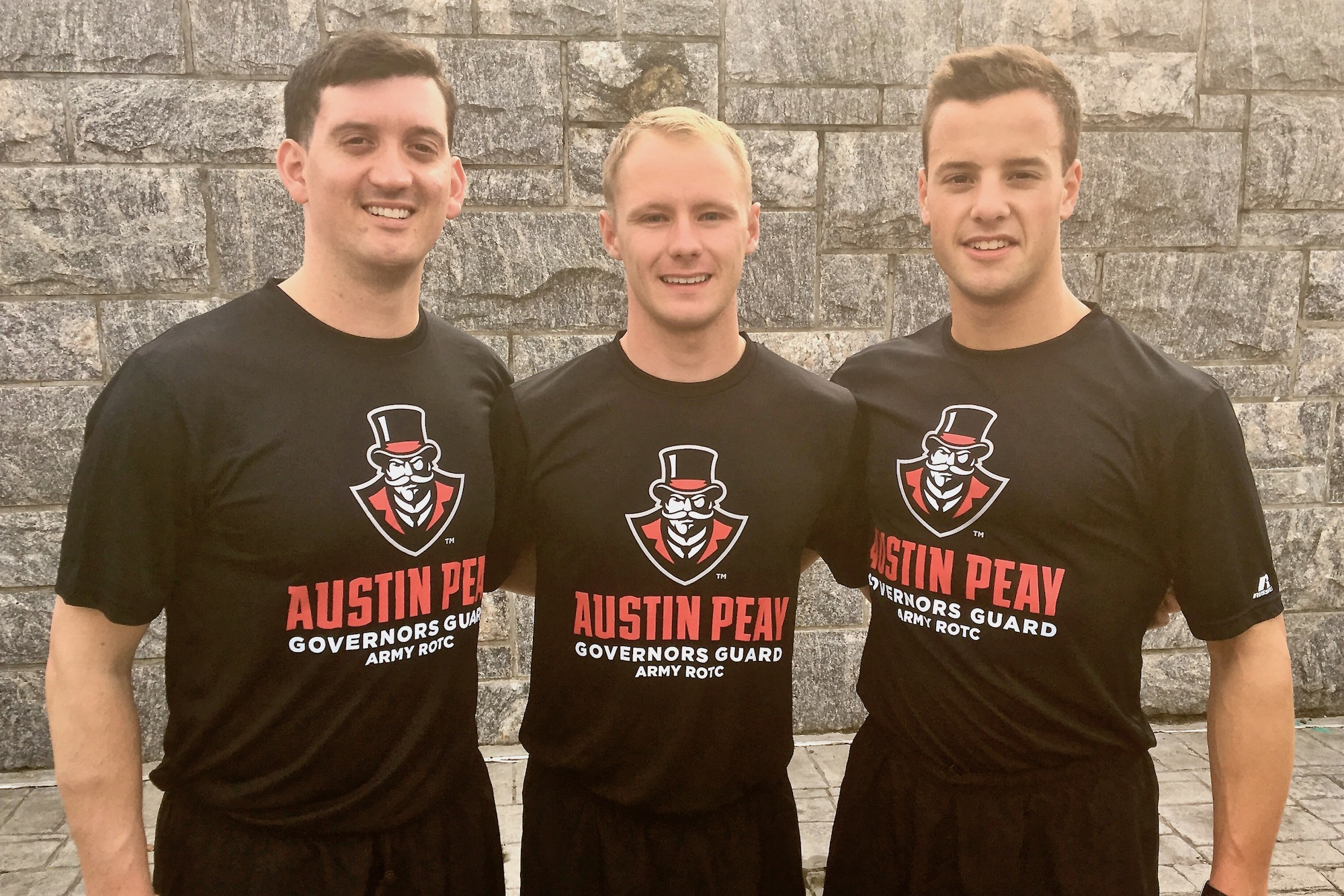 Ranger Challenge cadets finish first among ROTC teams in Sandhurst relay