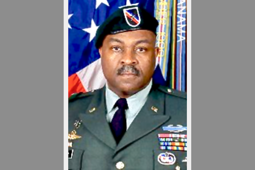 Celebrating ROTC's 50th year at Austin Peay: Brig. Gen. Remo Butler