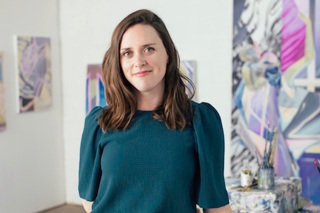 Happening today: CECA Tennessee Artist Fellow Karen Seapker to lecture