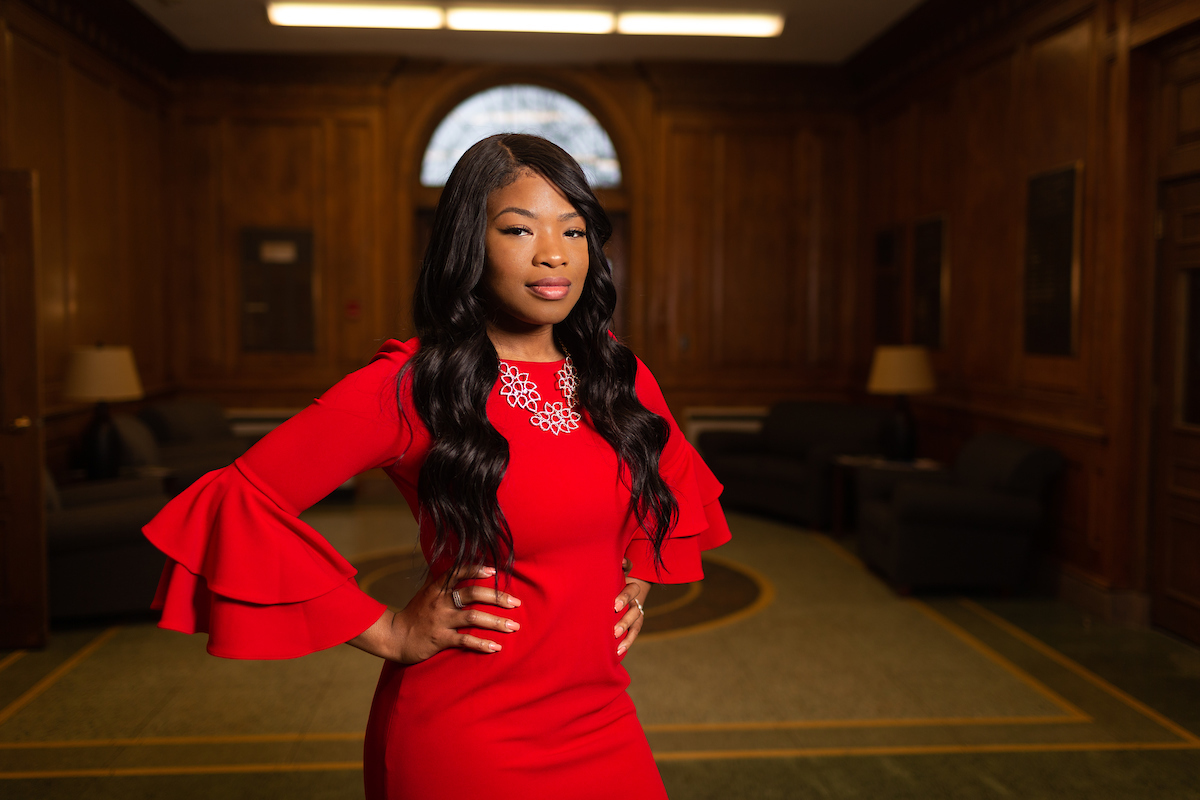 Austin Peay senior to represent Tennessee at Miss Black US Ambassador pageant