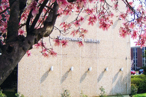 Woodward Library