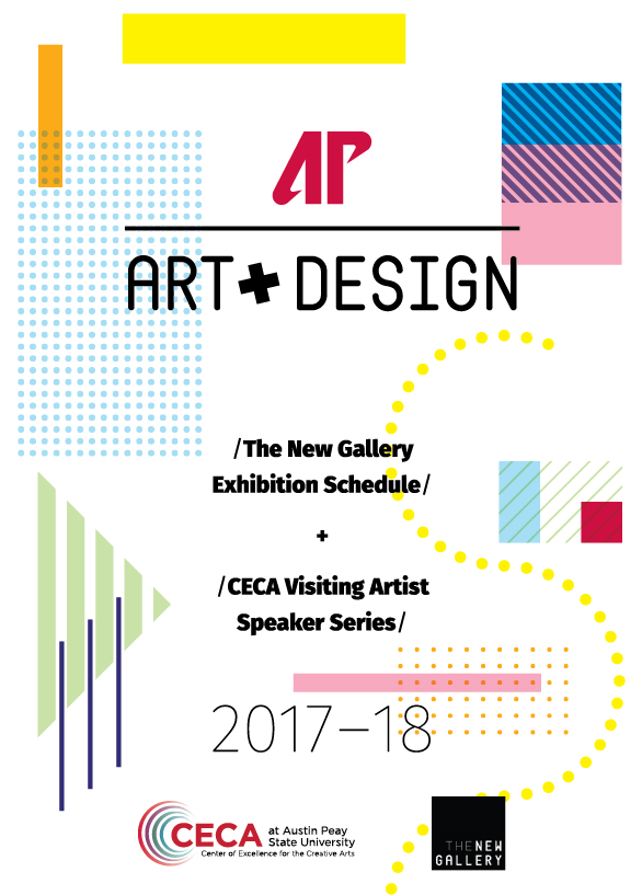Poster for the Art and Design season