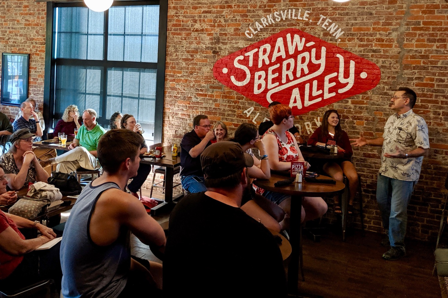 Austin Peay State University's Science on Tap – which is set to return 5:30 p.m. Tuesday, Nov. 5, at Strawberry Alley Ale Works – is adding an important element to November's event.