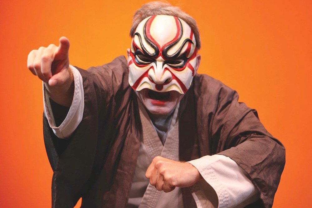 "Austin Peay to host one-man ""7(x1) Samurai,"" movement-acting workshops"