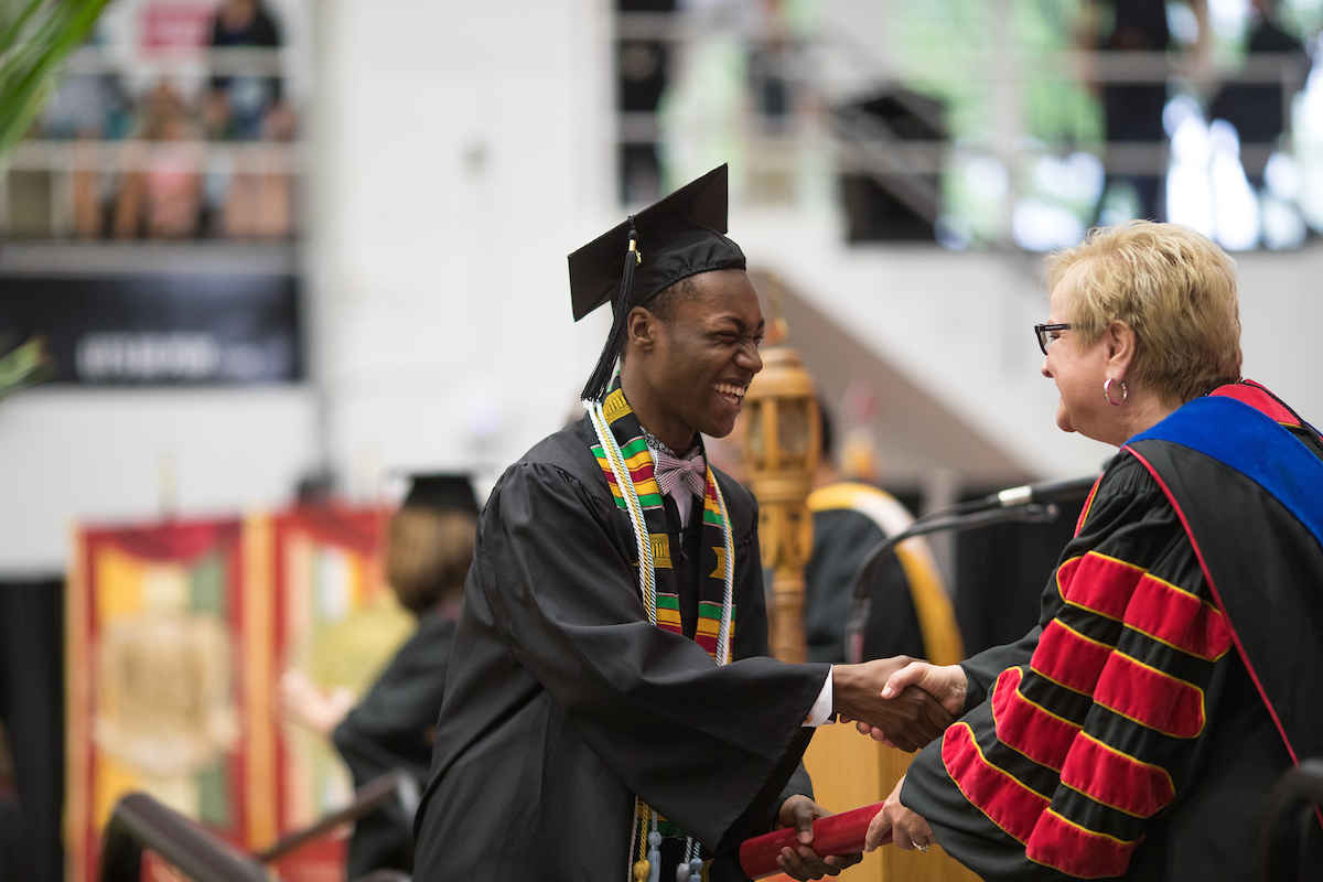 Watch LIVE: Commencement for Arts and Letters, education and Grad Studies (10 a.m. May 4)