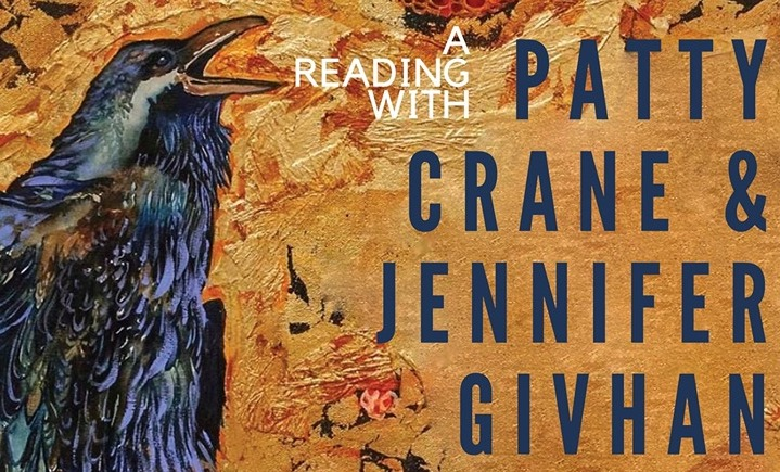 Zone 3 to host Crane, Givhan for poetry reading