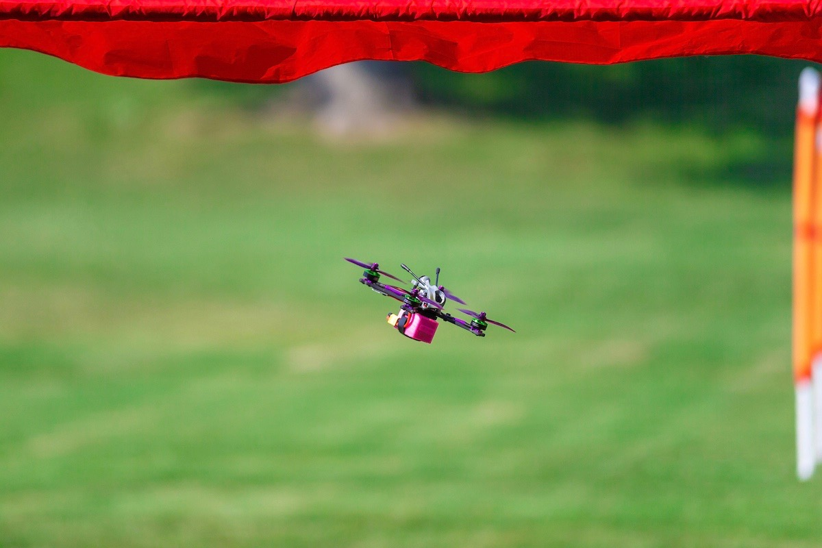 Drone Racing at Austin Peay