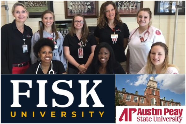 APSU and Fisk partnership
