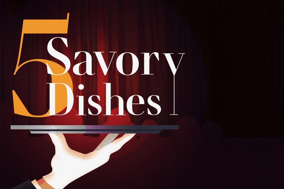 Austin Peay to present world premiere of John Patrick Shanley's 'Five Savory Dishes'