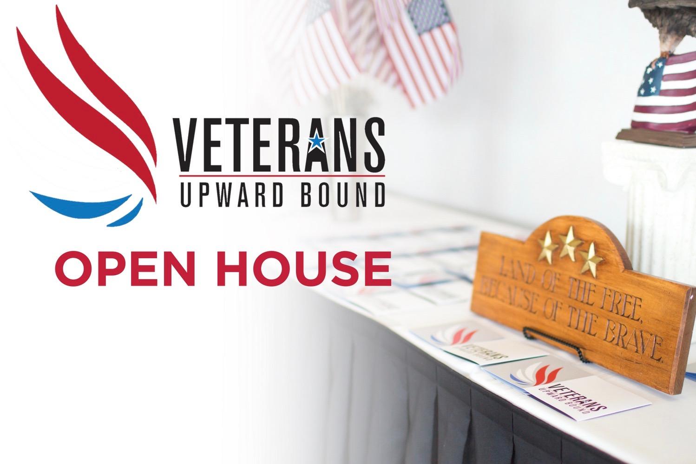 Veterans Upward Bound open house