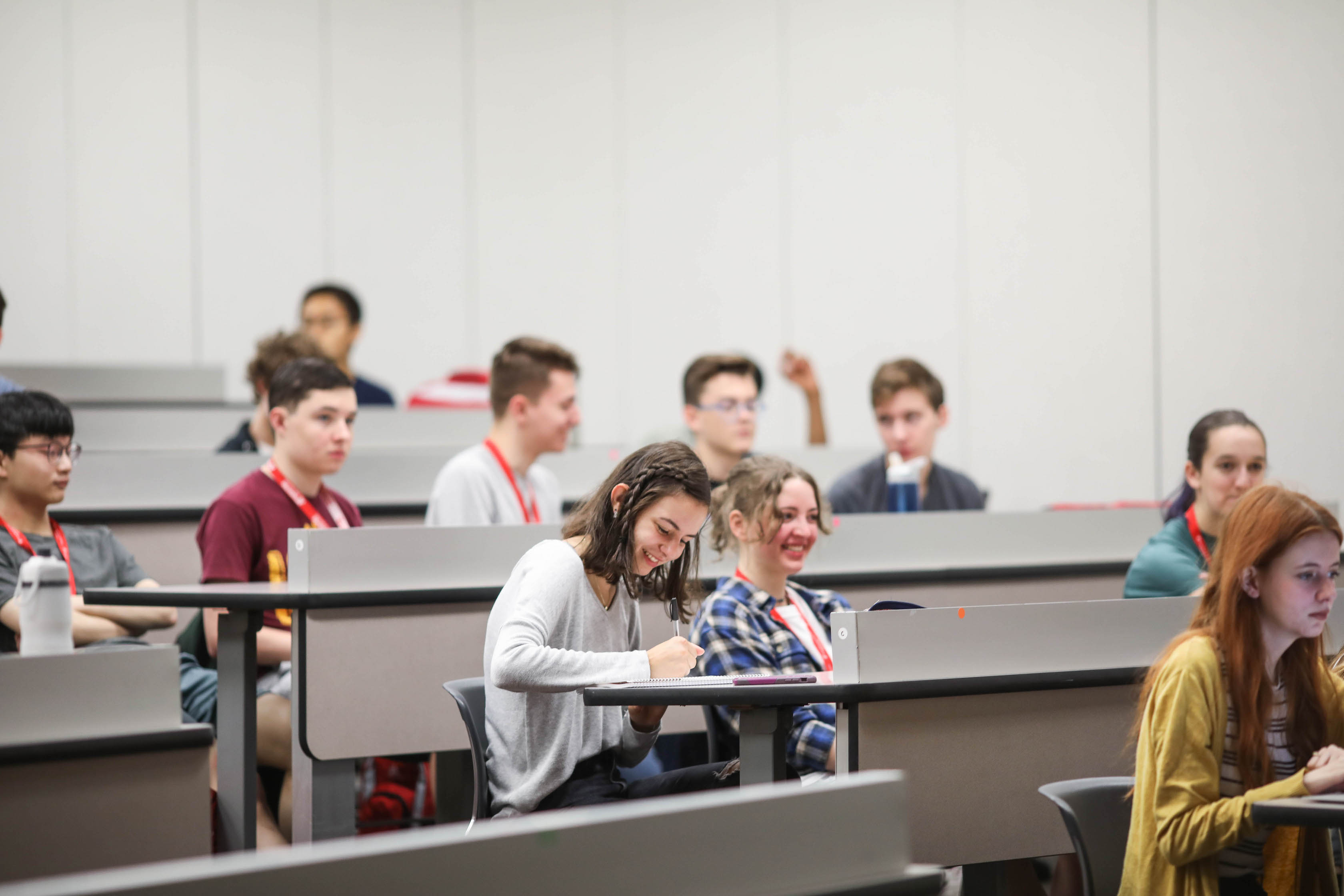 Governor's School returns high schoolers from across state to Austin Peay's campus