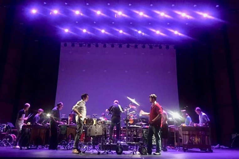 The Department of Music will host its 35th annual Percussion Ensemble Halloween Concert at 6 and 8 p.m. Tuesday, Oct. 29, at the Mabry Concert Hall. That's next week, but you can get your tickets this week to the popular event.