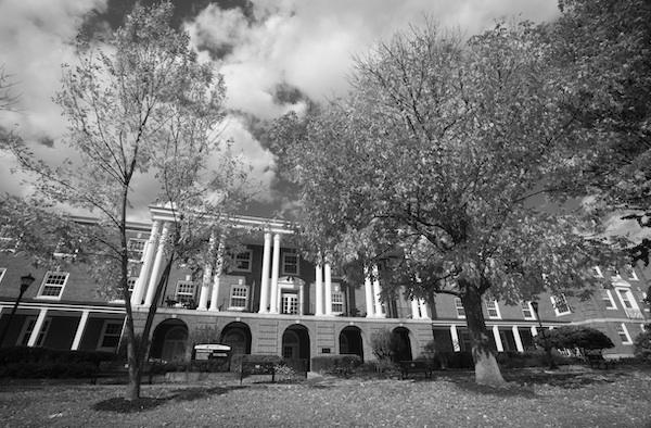 Harned Hall