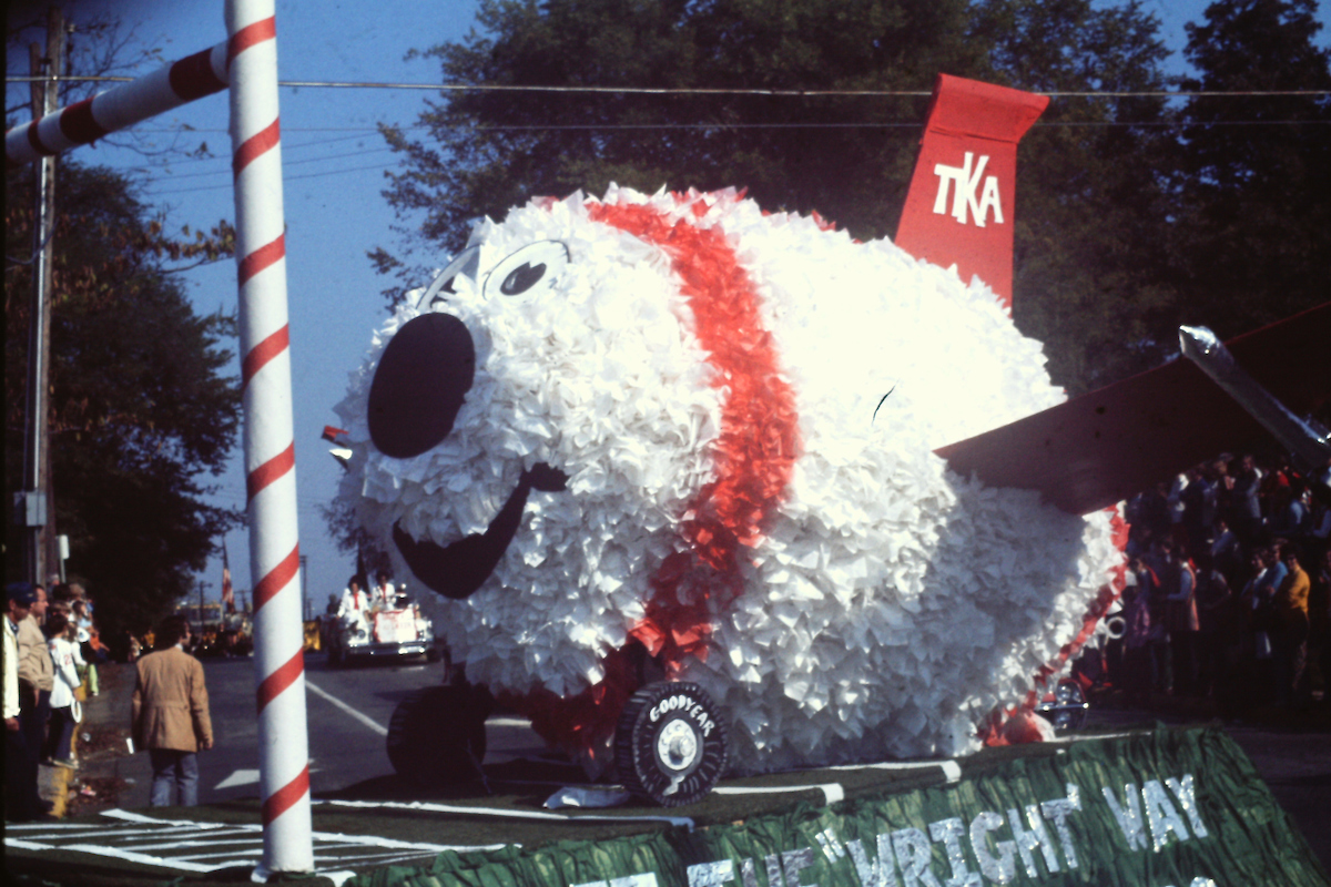 Gallery: APSU homecoming through the years