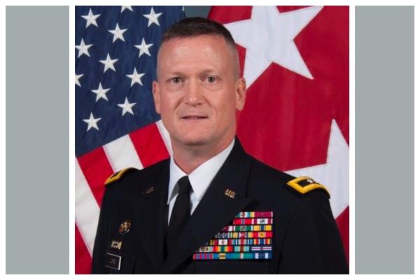 Maj. Gen. Walt Lord