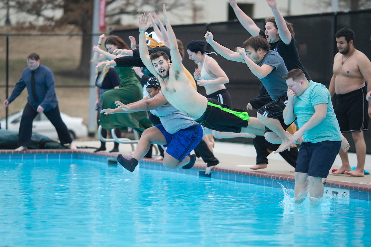 APSU This Week: Polar Plunge at Foy Pool to raise money for Special Olympics