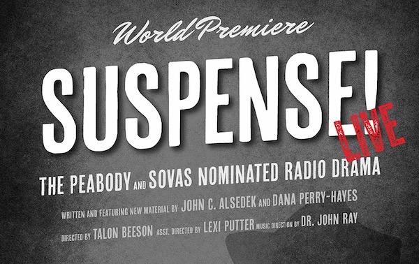 Suspense! poster